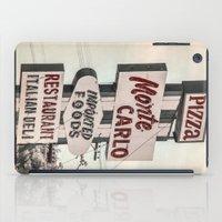 Monte Carlo iPad Case