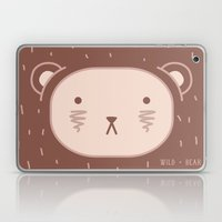 WILD + BEAR print Laptop & iPad Skin