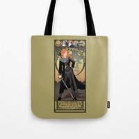Sorsha Nouveau - Willow Tote Bag