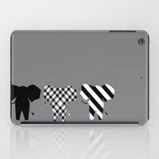 Elephant Parade iPad Case