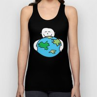 Love The Earth Unisex Tank Top