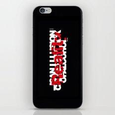Esperantos Quotes #3 iPhone & iPod Skin