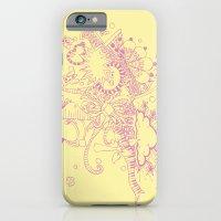 iPhone & iPod Case featuring doodle by Duru Eksioglu