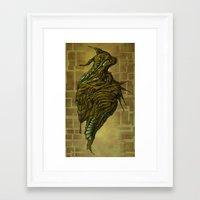 Manifold B Framed Art Print
