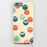 Owl Spots iPhone 6 Slim Case