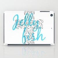 Jellyfish Cross iPad Case