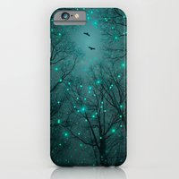 Silently, One by One, the Infinite Stars Blossomed (Geometric Stars Remix) iPhone 6 Slim Case