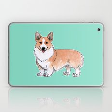 Corgi dog Laptop & iPad Skin