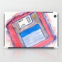 Disk iPad Case