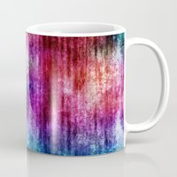 Melting Rainbow Watercol… Mug