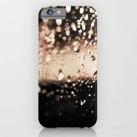 iPhone & iPod Case featuring Red Rain by Nathan Bennett