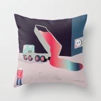 TOUGHLIFE Throw Pillow