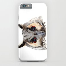 Long Eared Owl iPhone 6 Slim Case
