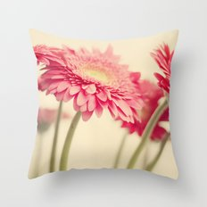 Tall girls Throw Pillow