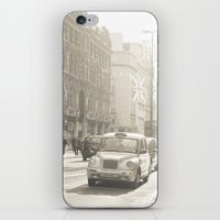 Loving London iPhone & iPod Skin