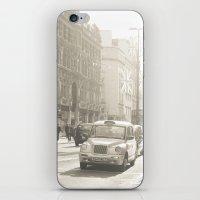Loving London iPhone & iPod Skin