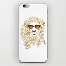 'king Cool iPhone & iPod Skin