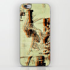 Illustration Mashup iPhone & iPod Skin
