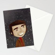 Carl Sagan Stationery Cards