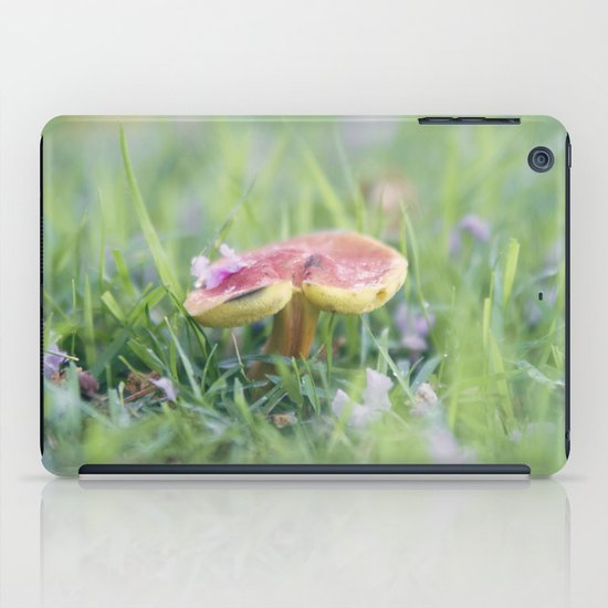 Dance of the Shroom iPad Case