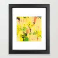 Isolated & Alone Framed Art Print
