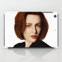 Scully iPad Case