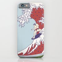 iPhone & iPod Case featuring Summer Style by Zachary Huang