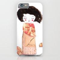 iPhone & iPod Case featuring Oriental by munieca