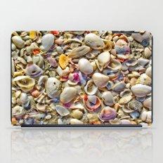 Seashells on the Shore iPad Case