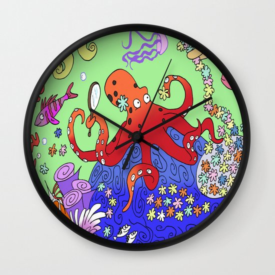 I Feel Pretty Wall Clock