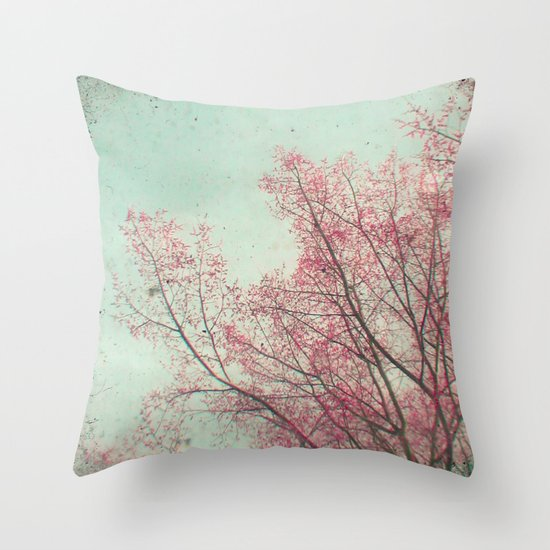 Run Away With Me Throw Pillow