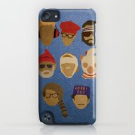 iPhone & iPod Case featuring Wes Anderson Hats by Godzillagirl