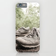 shoes for a decade, not for a year Slim Case iPhone 6s