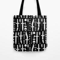 DUNGEON WEAPONS Tote Bag
