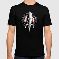 Planet Express Mens Fitted Tee Black SMALL