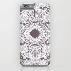 Pumpkin Artwork iPhone 6s Slim Case