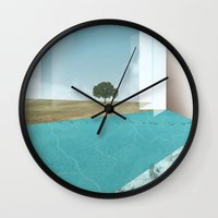 Atmosphere 26 · Floodla… Wall Clock