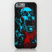 iPhone & iPod Case featuring Desde el infierno HSI by Kathedral