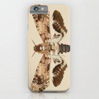 Acherontia Lachesis iPhone 6 Slim Case