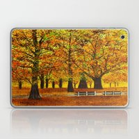 Golden Park II Laptop & iPad Skin