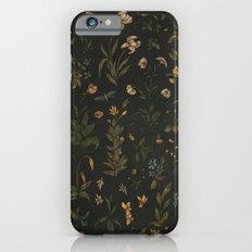 Old World Florals Slim Case iPhone 6s
