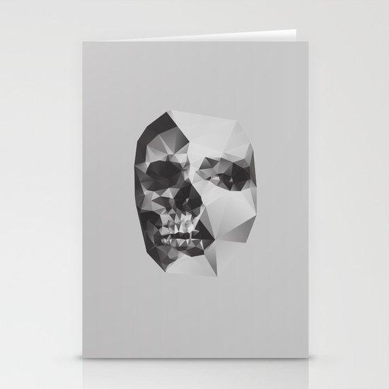 Life & Death. Stationery Card