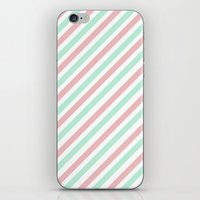 Candycane iPhone & iPod Skin