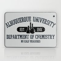 Respect The Chemistry Laptop & iPad Skin
