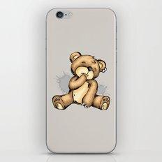 My Teddy iPhone & iPod Skin