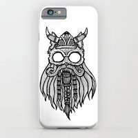 Viking Cat iPhone 6 Slim Case