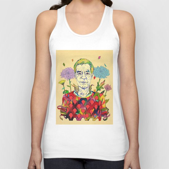 Timothy Leary Unisex Tank Top