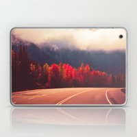 Misty Road Laptop & iPad Skin