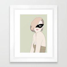 I Surrender Dear Framed Art Print