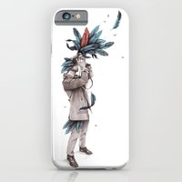 iPhone & iPod Case featuring Ornis by Kyle Cobban